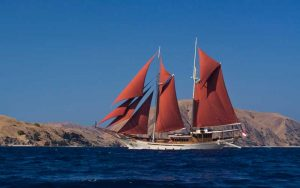 Sailing Destinations: Indonesia